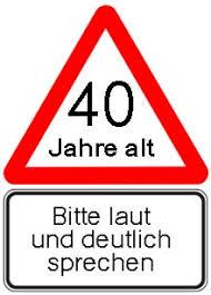 40 Geburtstag Glã¼ckwã¼nsche Und Sprã¼che Kostenlos