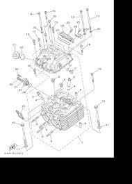 2007 Yamaha Rhino 660 YXR66FW CYLINDER HEAD Parts - Best OEM ...