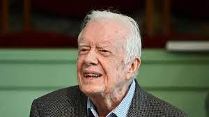 Hirnblutung bei Ex-US-Präsident: Jimmy ...