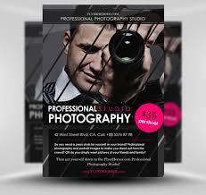 Free Flyer Free Photography Flyer Template Flyerheroes