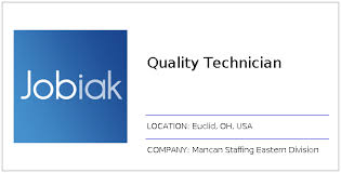 Mancan Staffing Eastern Division Quality Technician Apply Online
