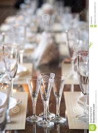 glasses table setting. Royalty-Free Stock Photo. Download Table Setting Glasses