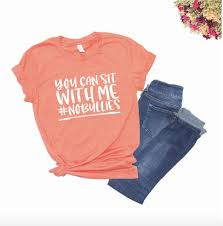 Free World Jeans Size Chart You Can Sit With Me Shirt Unity Day Shirt Bully Shirt