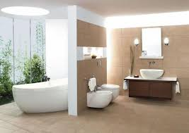 modern bathroom floor tiles. Beige Colored Floor Tiles For Modern Bathroom Ideas With Woden In  Modern Bathroom Floor Tiles