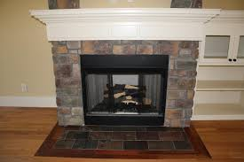 image of fireplace tile ideas