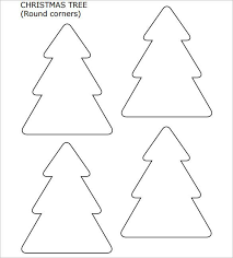 18 Christmas Tree Templates Free Download