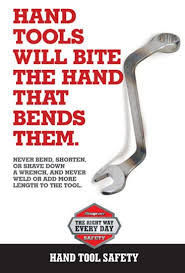 hand tool safety posters. bending hand tools educational safety poster tool posters r