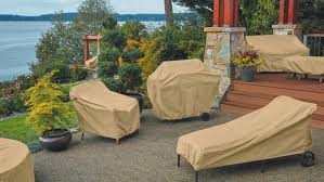 your patio furniture clean and fresh
