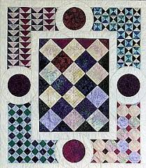 Bella Bella Quilts by Norah McMeeking Stunning Designs from ... & Venice Rose Four Quarters Sampler Cosmati Rings Adamdwight.com
