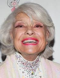 Image result for Carol Channing Dies at 97; a Larger-Than-Life Broadway Star