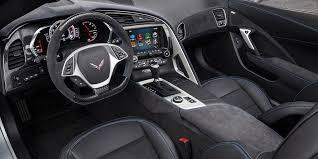 chevrolet corvette stingray interior. Fine Interior 2019 Corvette Stingray Sports Car Design Cockpit In Chevrolet Interior
