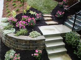 Small Picture Top 25 best Stone Wall Garden Design Ideas the garden