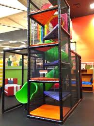 Here at Gallery Furniture we have a wonderful indoor playground