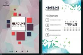 Brochure Graphic Design Background Brochure Free Vector Download 2 740 Free Vector For