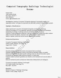 Medical Technologist Resume Sample Computed 100btomography 100bradiology 100btechnologist 100bresume 86