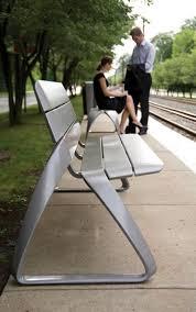 urban furniture designs. One Of BMW Public Furniture Design For Urban Transport Designs