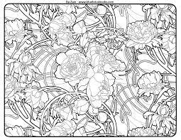 art nouveau coloring book new art nouveau coloring pages alfons mucha b art nouveau b free