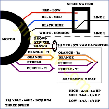 4 Wire Ac Motor Wiring Diagram