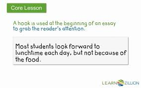 Lesson Video For Write An Introductory Paragraph For An Argumentative Essay