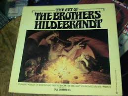 The Art of The Brothers Hildebrandt text by Ian Summers: unknown:  Amazon.com: Books