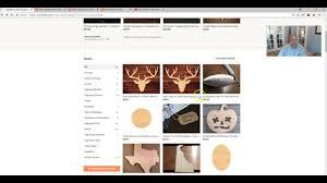deer head xl deer head wall decor or wall art unfinished wood cutout or deer head stencil