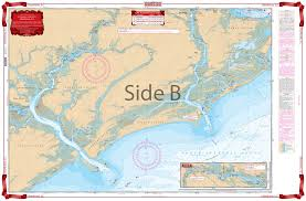 Charleston Nautical Chart Charleston Sc Nautical Map Chart