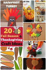 Thanksgiving Craft For Kids 20 Diy Thanksgiving Craft Ideas Fall Season Crafts For Kids