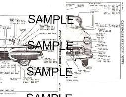 parts for 1953 packard 1953 chevy parts wiring diagram 1953 Packard Clipper Deluxe Wiring Diagram 1953 chevrolet bel air 210 53 body 26 panel diagrams parts list part numbers gmbk 282473600612 1952 Packard Clipper Deluxe