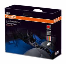 Osram Interior Lighting Details About Osram Ledambient Tuning Lights Base Wireless Kit Multicolor 16 Colors Ledint201