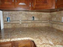 how to lay tile without grout lines inspirational tumbled travertine tile kitchen backsplash amazing subway without