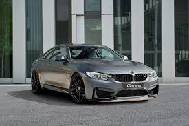 Coupe Series bmw m4 f82 : G-Power Unveils A 615hp BMW M4 GTS Upgrade