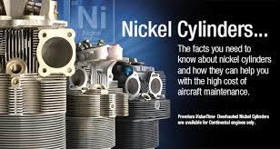 RAM New and Overhauled Nickel Cylinders