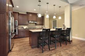 dark cabinets kitchen. What Color Hardwood Floor With Dark Cabinets Kitchen E