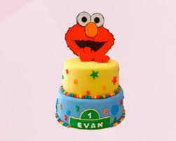 Elmo Cake 5 Kg Online Cake Delivery Delhi