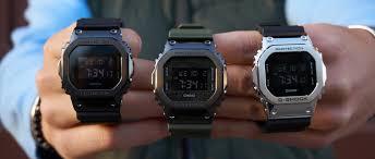 Купить оригинальные наручные <b>часы CASIO</b> GM-5600 в ...