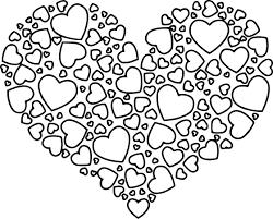Coloriage Coeur Mandala Imprimer Sur Coloriages Info Coloriage Mandala Coeur Imprimer L
