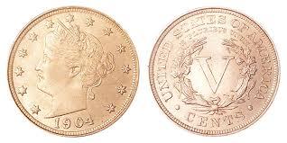 V Nickel Value Chart