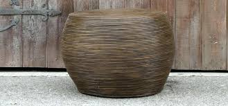 round drum coffee table round drum rattan coffee table brass drum coffee table nz