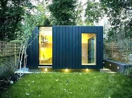 backyard office prefab. prefab office home garden shed architects backyard . u