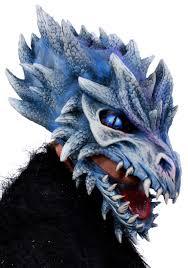 ice dragon mask ice dragon mask