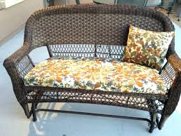 custom patio furniture cushion chair pad covers of slipcover photo rattan garden