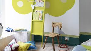 Decorating ideas and colour schemes for creating a practical yet colourful child's  bedroom.