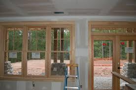 Shaker Window Trim Install Simple Crafstman Shaker Window And Door Trim The Diy Mommy