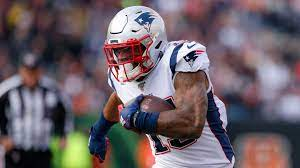 Patriots' N'Keal Harry received more ...