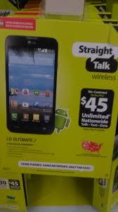 Straight Talk LG Ultimate 2 L41C