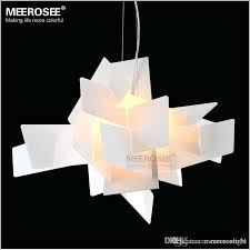 foscarini big bang modern big bang chandeliers lighting fixture art pendant lamp ceiling white red color