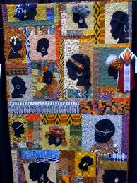 African American Quilters Add Depth to East Cobb Quilt Show ... & Heritage, by Albertha Brown, 2009. Adamdwight.com