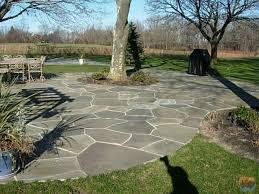 image result for flagstone patio with