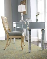 mirror effect furniture. Console Mirrored Table In Living Room Creates A Striking Featured Piece. It Blends Easily Into Any Setting And Create Charming Effect The Room. Mirror Furniture E
