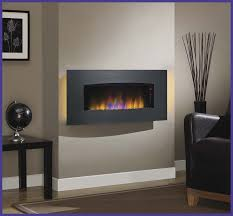 architecture wall mounted electric fireplace heaters incredible homcom curved screen with inside 7 from
